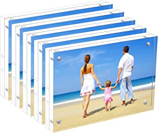 4x6 mirrored picture frames