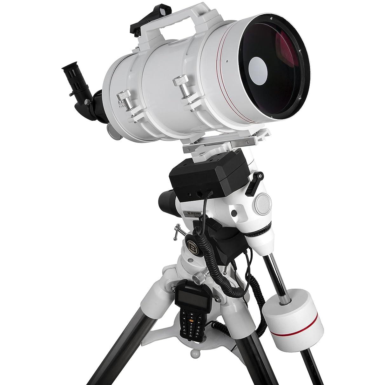 フィードオン噴水控えめなExplore Scientific fl-mc1521900exos2gt最初ライトチューブsutov-cassegrain Telescope with exos-2マウントwith GoTo、152?mm、ホワイト
