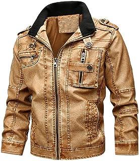 MISSMAOM/_Fashion2019 Uomo Giacca di Jeans Vintage Classica Giubbotto Denim Giacca Panciotto Sottile