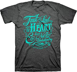 Trust in The Lord T-Shirt - Christian Fashion Gifts