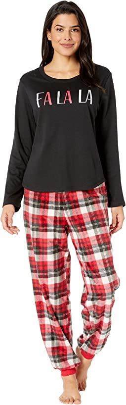 Anthracite/Buffalo Plaid