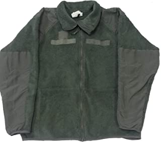 Official US Military Thermal Pro Gen III Cold Weather Fleece Jacket Sage Green