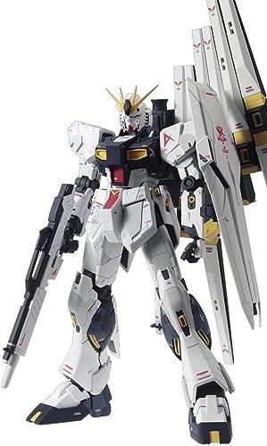 Bandai Hobby Nu Gundam Version KA Zeichen des Wehr 1 100 Master Größe