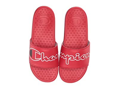 Champion Super Slide Split Script (Red) Men