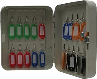 Cathedral (KC20) nyckelskåp, 20 nycklar, vit