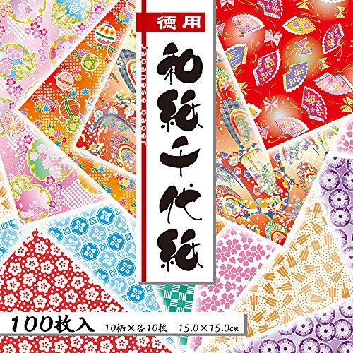018033 Japanpapier/Washi, für Origami