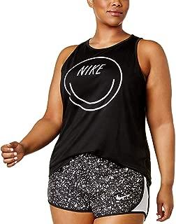Nike Dry Women's Plus Size Racerback Training Top