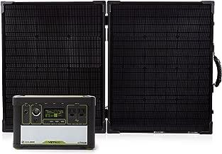 Goal Zero Yeti 400 Lithium Solar Generator Kit with Boulder 100 Briefcase Solar Panel