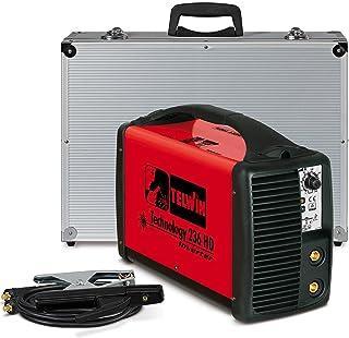 Soldador inverter MMA TIG 230 V ACX + Maletín Technology 236 HD 816207 Telwin