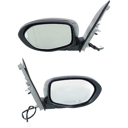 Genuine Honda 76200-TK8-A51ZF Door Mirror Assembly Right