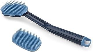 Joseph Joseph CleanTech Washing-up Brush with Spare Head - Blue