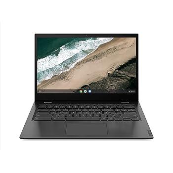 "Lenovo Chromebook S345 - Portátil 14"" FullHD (AMD A6-9220C, 4GB RAM, 64GB eMMC, AMD Radeon Graphics, Chrome OS), Color Gris - Teclado QWERTY español"