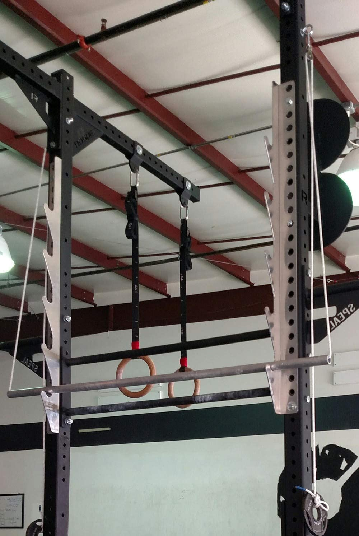 Custom Design Crafts Ninja Warrior Ladder Dallas Mall Retrieva Pole - Salmon New product