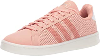adidas Womens Grand Court Pink Size: 9.5 US