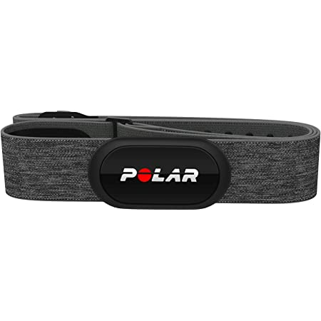 POLAR H10 Heart Rate Monitor Chest Strap - ANT + Bluetooth, Waterproof HR Sensor for Men and Women (New)