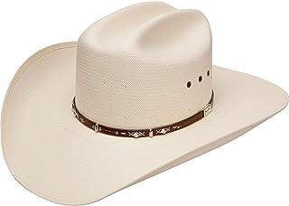 3a94bdbcd13 Resistol Men s George Strait Hazer 10X Shantung Straw Cowboy Hat
