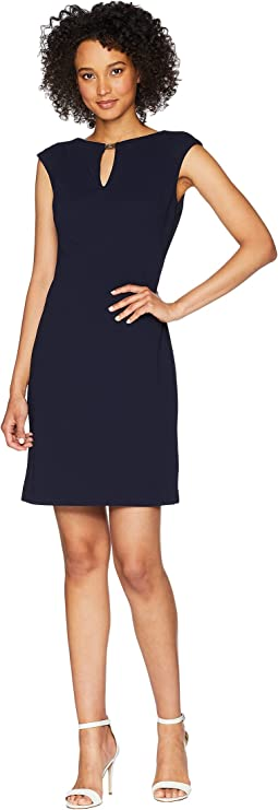 Nadine Cap Sleeve Day Dress
