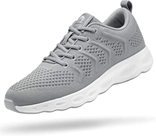 Men's Trail Running Shoes Men Super Lightweight Comfortable Tennis Shoes Fashion Mesh Breathable Casual Road Running
