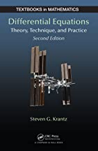 Differential Equations: Theory, Technique and Practice, Second Edition (Textbooks in Mathematics Book 17)