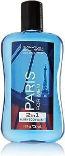 Bath Body Works Paris 10.0 oz 2 in 1 Hair Body Wash