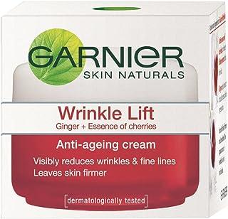 Garnier Skin Naturals Wrinkle Lift Cream - Anti-Ageing, 40g Box