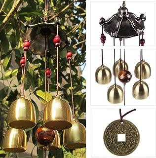Best brass bell wind chimes Reviews