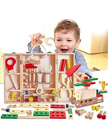 Amazon.es: Herramientas de juguete: Juguetes y juegos