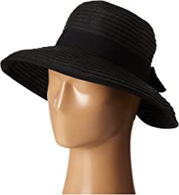 PBM1026 Sunbrim w/ Back Bow and Contrast Edging