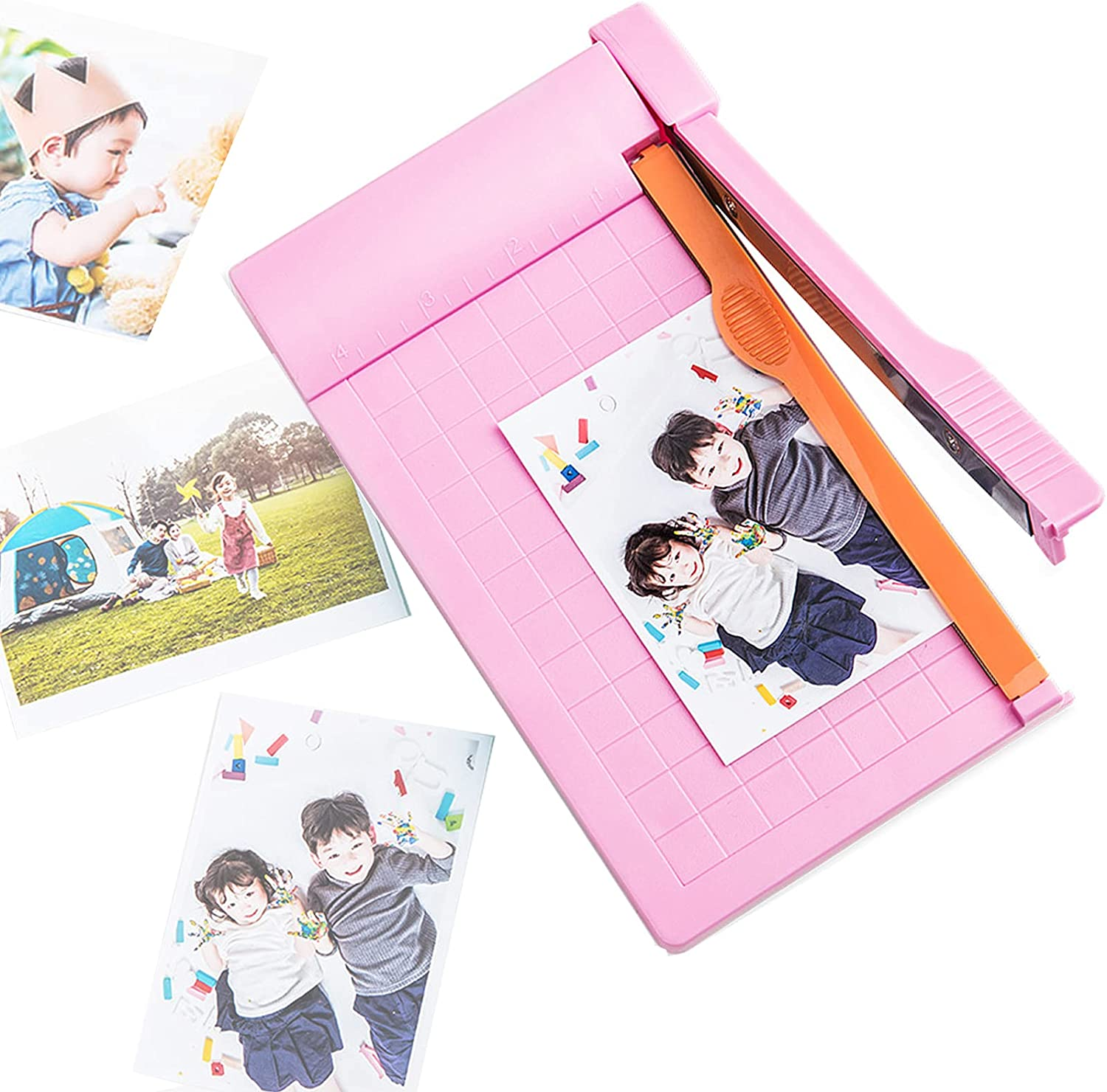GKH2 Portable Limited time trial price Guillotine Paper for A4 Photo Trimmer Cheap mail order sales with