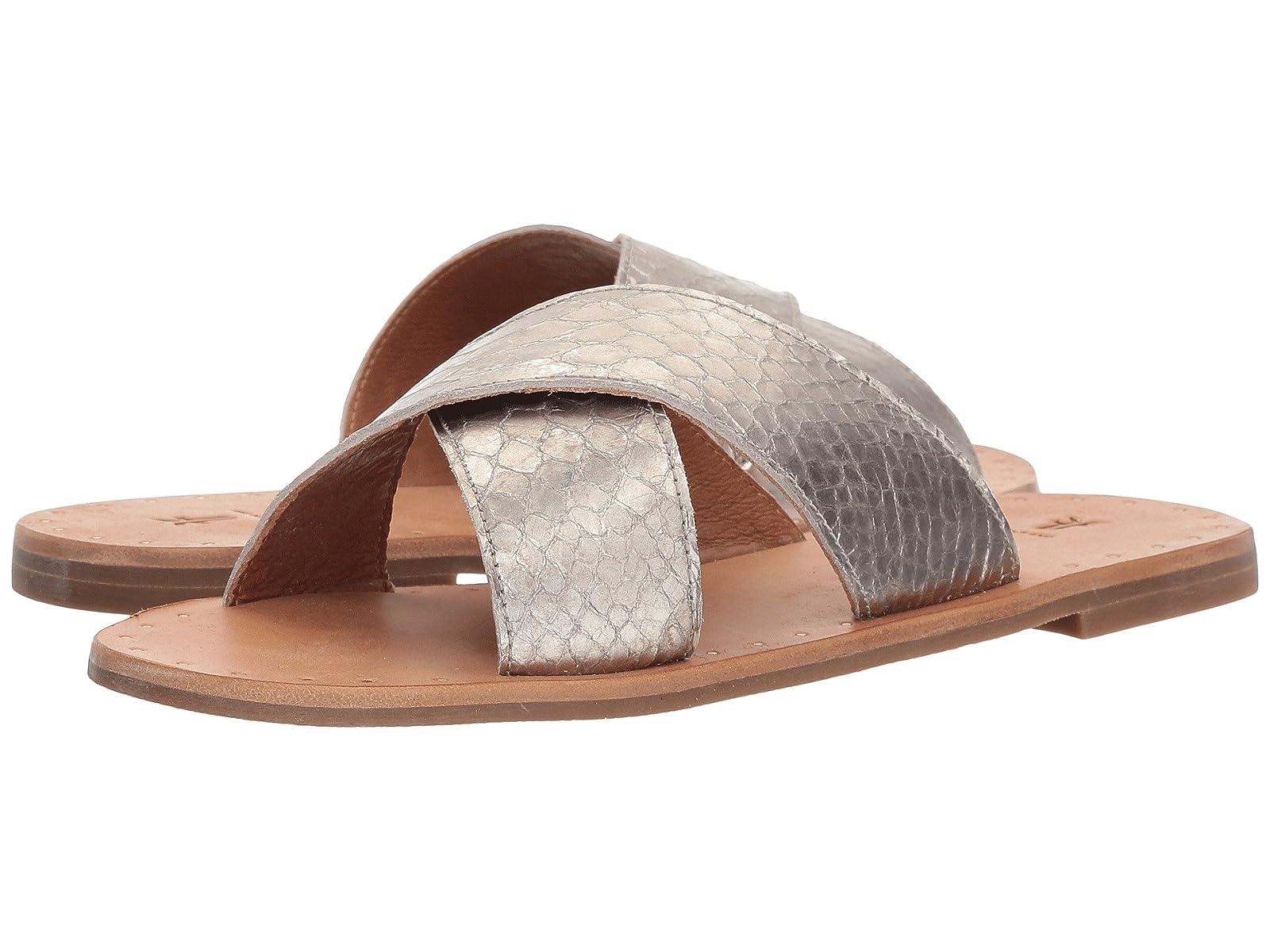 Frye Ally CrisscrossAtmospheric grades have affordable shoes
