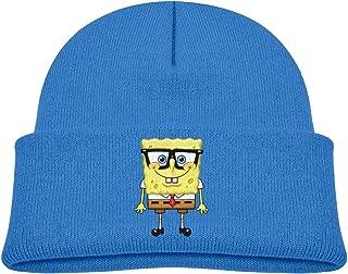 Spongebob Squarepants Pineapple Fry Cook Kids Beanie Hat Knit Winter Hats