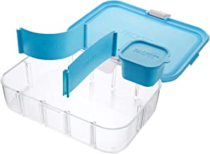 PackIt Flex Bento Food Storage Container, Tropical Blue