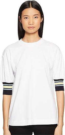 Sportmax - Runway Struzzo Short Sleeve Top
