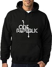 Men's Native OneRepublic Song Heavy Blend Adult Hoodie Sweatshirts Black fashion
