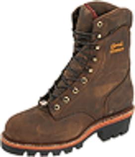 76e50cbba7 Chippewa Apache Steel Toe Logger at Zappos.com