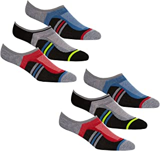 RedTag Active Mens Invisible Sport Socks Ankle Grippers 6-11