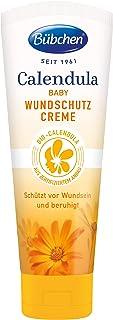 Bübchen Calendula Wundschutz Creme, mit BIO-Calendula zum Schutz empfindlicher Babyhaut, 75 ml