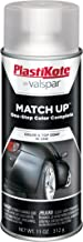 PlastiKote 1001 Universal Black Automotive Touch-Up Paint - 11 oz.