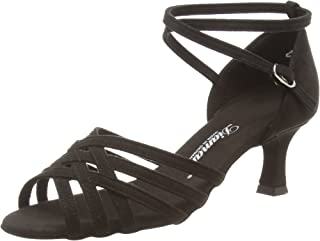 740ca5c7 Diamant Diamant Damen Latein Tanzschuhe 008-077-335 - Zapatos de Baile Mujer