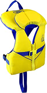 Stohlquist Toddler Life Jacket Coast Guard Approved Life Vest for Infants