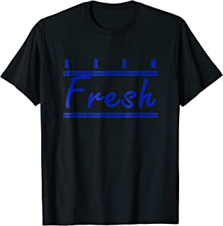 Born Fresh Royal T-Shirt Sneaker Head Basketball shoes fresh