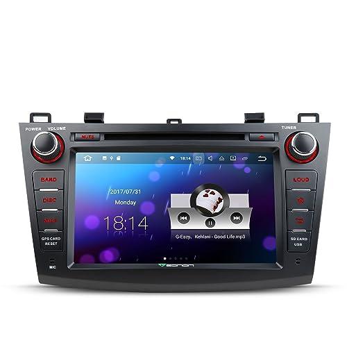 Mazda 3 Radio  Amazon Com