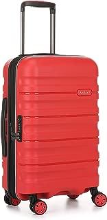 Antler Juno 2 4W Cabin Roller Carry-On Hardside, Red, 56cm