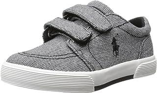 Polo Ralph Lauren Kids Faxon II EZ Fashion Sneaker (Toddler)