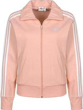 Veste Vêtements Adidas W Tt Vestes Rose De Sst Survêtement