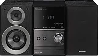 Panasonic 40W Micro Hi-Fi System with Bluetooth Connectivity (SC-PM600GN-K)