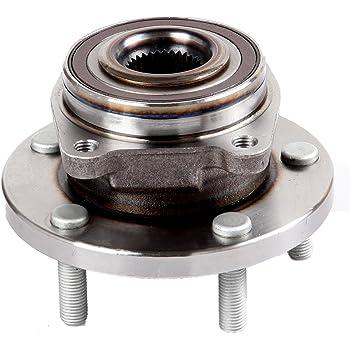 Tire Axle Driveline di Mevotech H513124 BXT Wheel Bearing /& Hub Assembly