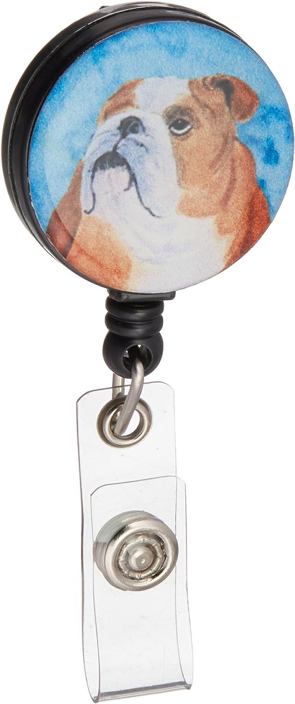 Caroline 's Treasures Gordon Setter Retractable Badge Reel oder ID Holder mit Clip, multiFarbe (ss4767-bu-br) B00J4S22CI | Stilvoll und lustig