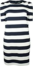 Best ralph lauren striped ponte dress Reviews