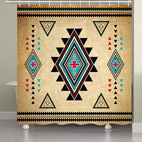 9702566 Abstract Hand Drawn Ethno Pattern